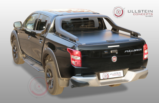 Cover Fiat Fullback Cross