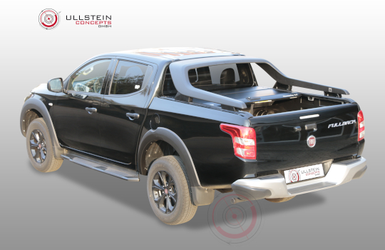 Cover Fiat Fullback Cross