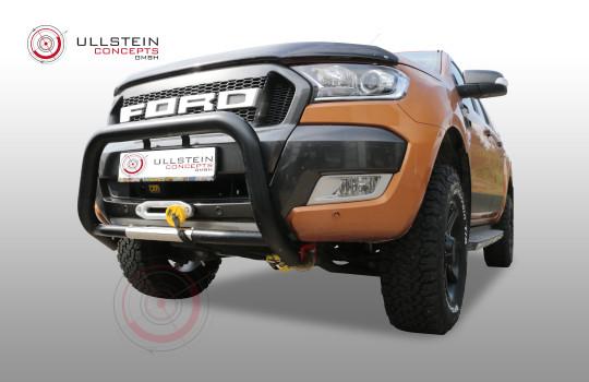 winch mounting kit Ford Ranger
