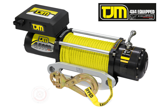 Seilwinde TJM TORQ 9500 Isuzu D-Max