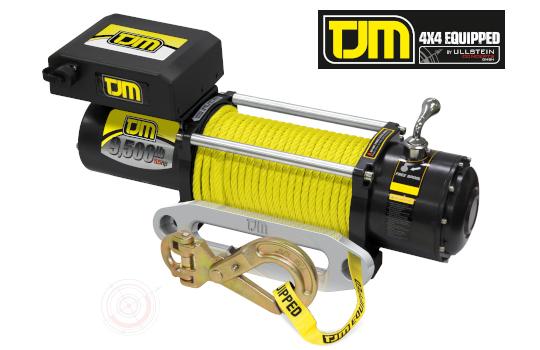 Seilwinde TJM TORQ 9500lb Isuzu D-Max