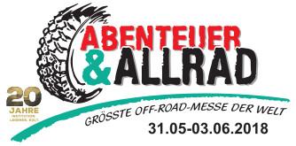 Ullstein Concepts Gmbh auf der Abenteuer & Allrad 2018