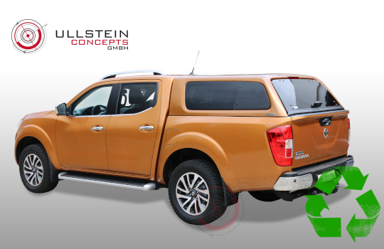 hardtop for nissan navara np300 d40 ullstein concepts. Black Bedroom Furniture Sets. Home Design Ideas