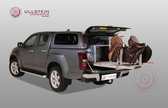 Sonderlösung Pickups Reiterausrüstung