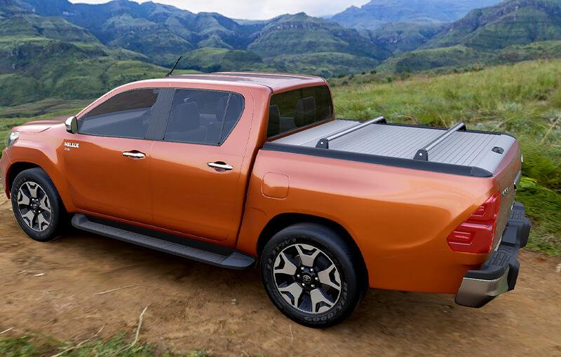 Jagdumbau Pickup - Doppelkabine