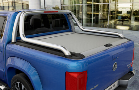 VW Amarok Coperture Mountain-Top Roll