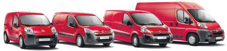 Roof racks Citroen transporter and commercial vehicles