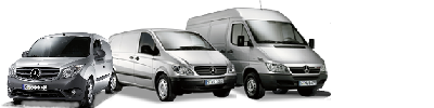 Roof racks Mercedes transporter and commercial vehicles