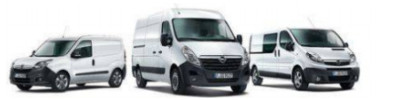 Roof racks Opel transporter and commercial vehicles