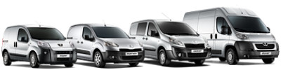 Roof racks Peugeot transporter and commercial vehicles