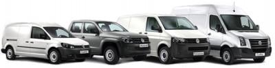 Roof racks Volkswagen transporter and commercial vehicles